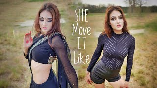 She Move It Like | Badshah | Dance cover by Deep Brar