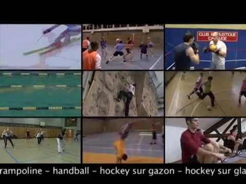 Présentation des sports universitaires de Genève