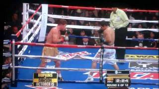 Canelo Alvarez VS Alfonso Gomez  Knock Out.wmv