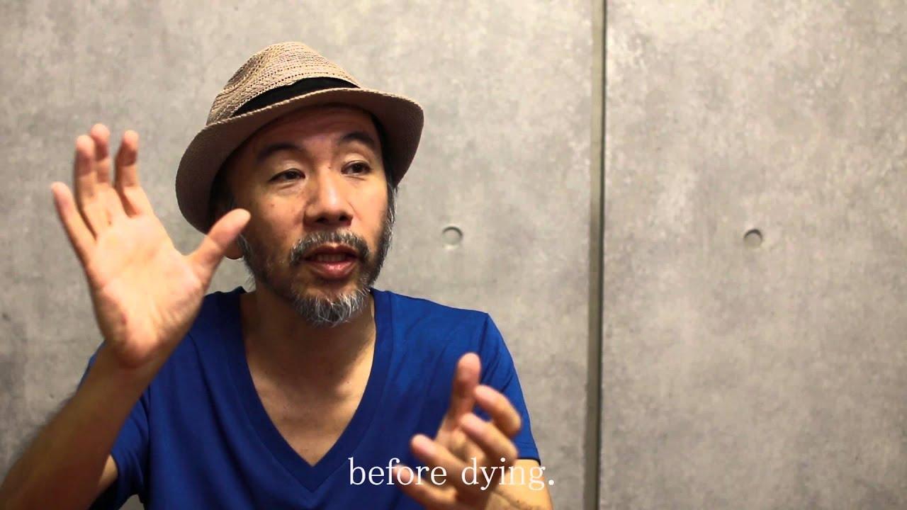 画像: cinefil独占インタビュー 塚本晋也監督 「野火」を語る www.youtube.com