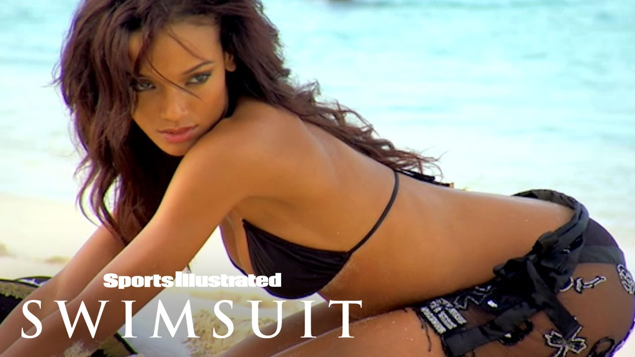Selita Ebanks Topless. Leaked