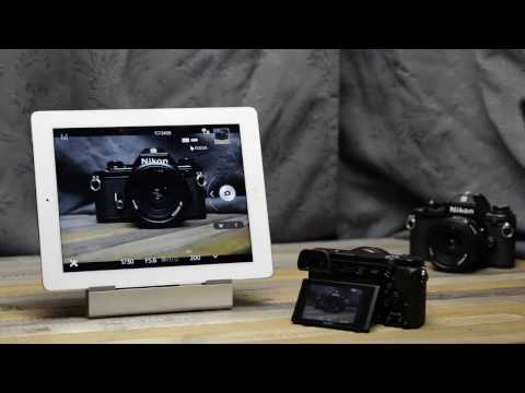 sony-a6000-&-smart-remote-control-setup