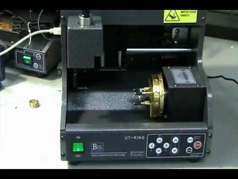 Ring Engraving Machine by Best Built Jewelry Equipment