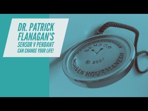 Dr. Patrick Flanagan's Sensor V Pendant Can Change Your Life