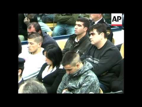 Spain - Three Lead Defendents Found Guilty of Madrid Train Bombings