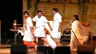 """""""മോനേ ഇടഞ്ഞ കൊമ്പന്റെ കൃഷ്ണമണിയ്ക്ക് തോട്ടി കേറ്റി കളിക്കല്ലേ..!!""""   Mohanlal   Jayaram   Mukesh"""