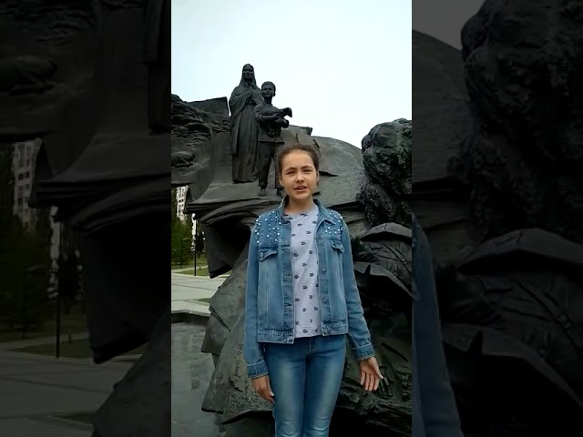 Изображение предпросмотра прочтения – КсенияМанакова читает произведение «Так начинается жизнь» (Карим Мустай)