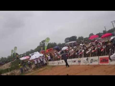 Motocross International de Pâques 2015 - Senior 1