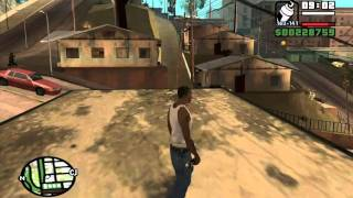 Starter Save - Part 13 - The Chain Game - GTA San Andreas PC - complete walkthrough-achieving ??.??%