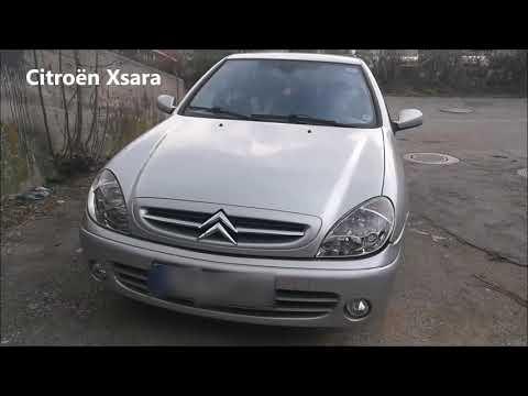 Citroën XSARA 2.0 HDi 2005 FULL TOUR