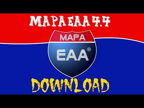 DOWNLOAD MAPA EAA NORMAL 4.4.3 - EURO TRUCK SIMULATOR 2