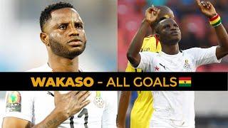 MUBARAK WAKASO - All Goals for Ghana