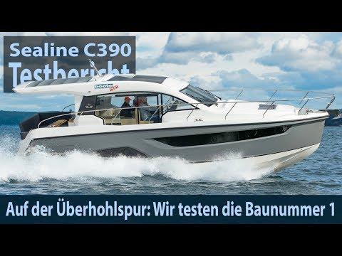 Sealine C390 - Die Baunummer 1 Im Test ⚓
