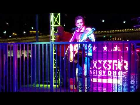 #DRAKE BELL PERFORMING LIVE #AT WORLD FAMOUS KOKOMO IN LAKE HAVASU CITY ARIZONA #LIVE CONCERT!!!!!