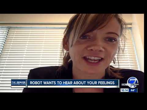 Chatbot therapist aims to give people more mental health care resources