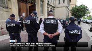 Egész Franciaországot sokkolja a rendőrségen kegyetlenül meggyilkolt rendőrnő tragédiája