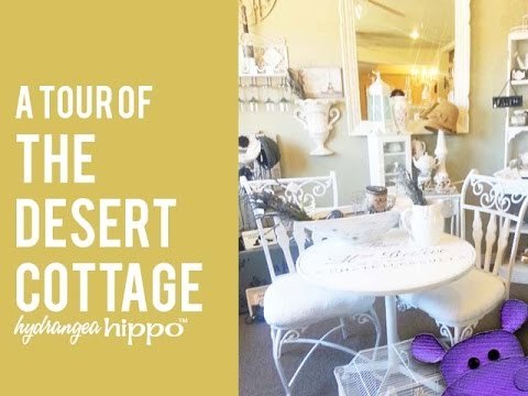 A Visit to The Desert Cottage in Hesperia, California