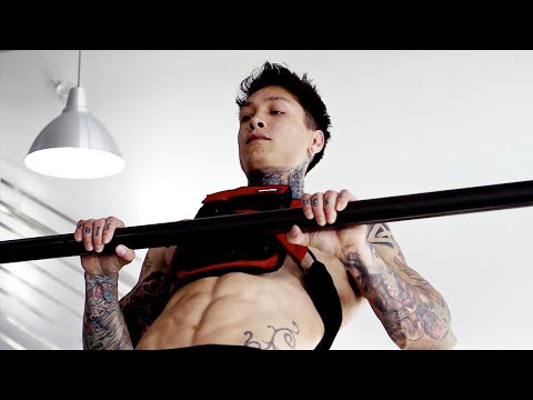 SECRET WORKOUT To Do MORE PULL UPS
