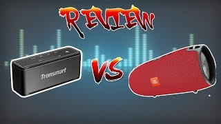 Review Tronsmart Mega Element vs JBL Xtreme