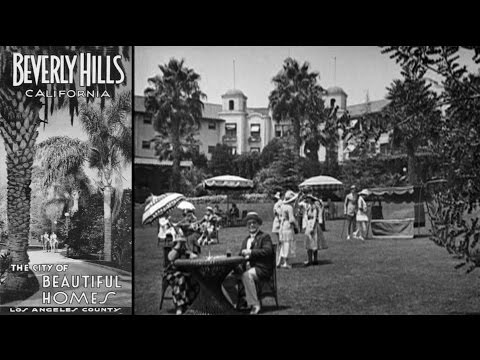 The History of Beverly Hills