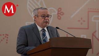 Renuncia Carlos Urzúa a la SHCP: Gabriela Siller