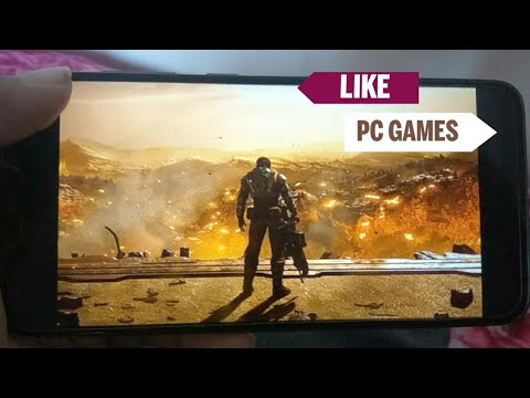 Top 10 Android Games With PC Like Graphics 2019 / 2020 HD