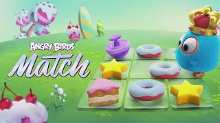 Angry Birds Match - This Valentine