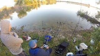 Рыбалка на карпа ! Вот Вам и платный ставок ! Рыбалка Херсон 2017