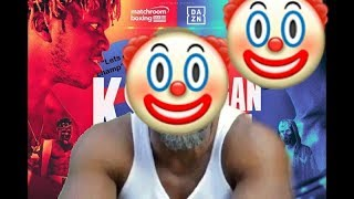 Logan Paul and Shannon Briggs being clowns for 4 minutes, 46 seconds (KSI Vs Logan Paul 2)