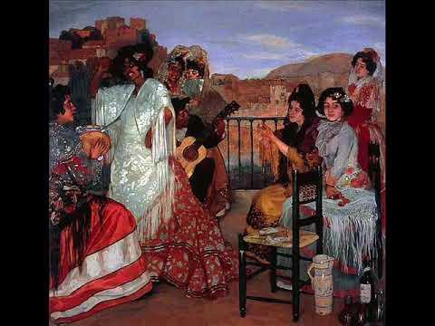 """Dolores Morales plays Granados """"Andaluza"""""""