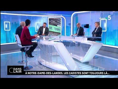 A Notre-Dame-des-Landes, les zadistes sont toujours là... #cdanslair 23.02.2018