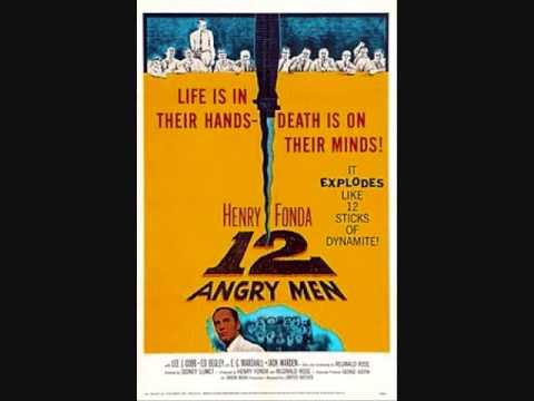[무비리뷰] 12 Angry Men (1957)