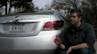 2012 Buick LaCrosse with eAssist by txGarage