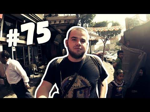 #75 Przez Świat na Fazie - Egipt - Kair