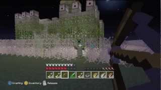 Minecraft Xbox 360 PvP MADNESS Ep:1