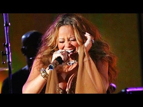 Mariah Carey - Last WHISTLE NOTE From Each Era! (Live)