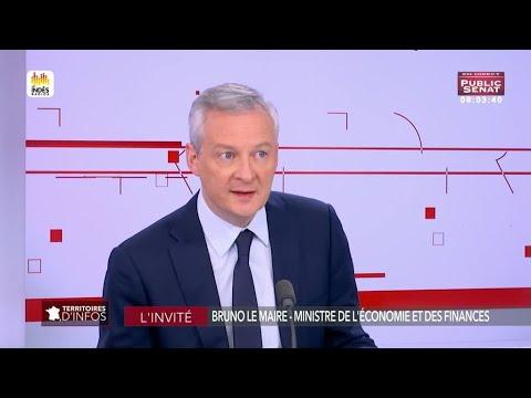 وزير الاقتصاد الفرنسي لن يشارك في المؤتمر الاقتصادي بالسعودية بسبب قضية خاشقجي  - 10:54-2018 / 10 / 19