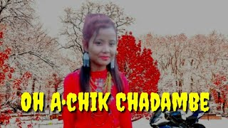 Garo New songs//Oh A.chik Chadambe##By Minuthy Momin.