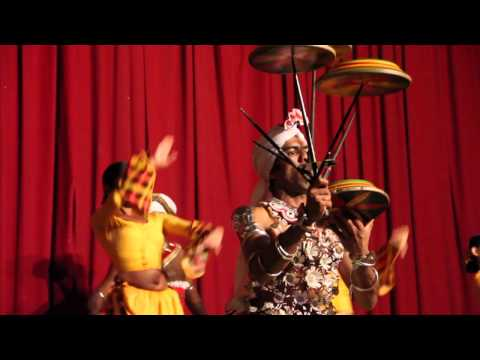 Kandyan Dance - Sri Lanka Culture