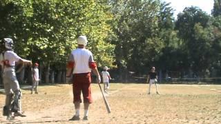 Бейсбол. Ильичевск 2011.10