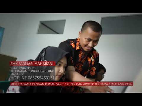 Company Profile of SMK Farmasi Maharani Malang