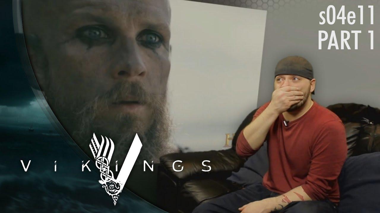 "Download Vikings: s04e11 p1 ""Outsider"" REACTION!!"
