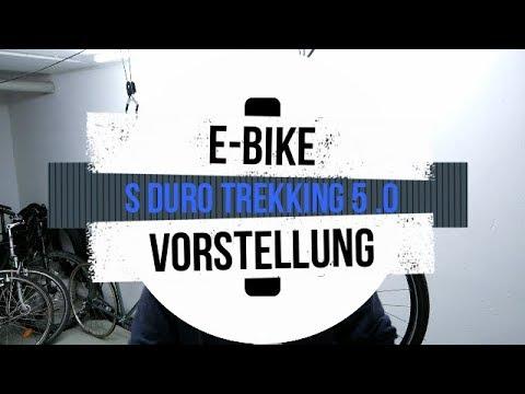 E-Bike Vorstellung (Haibike S Duro Trekking 5.0 2018)