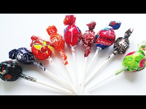 New Lollipops Party in My Tummy Learn The Colors with My Nursery Rhymes Song