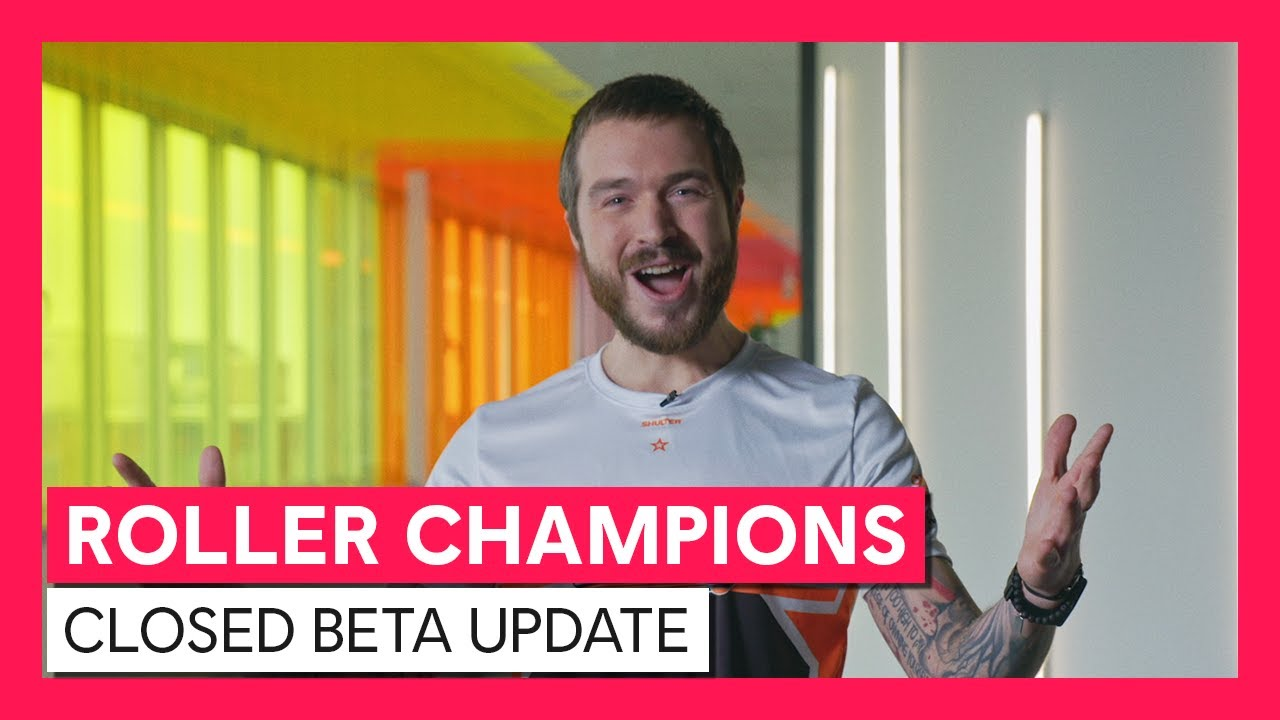 Roller Champions - Closed Beta Developer Update