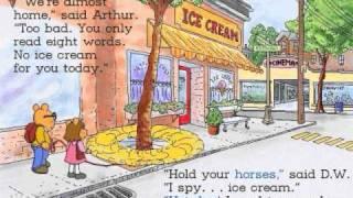 Playthrough: Arthur's Reading Race - Part 4