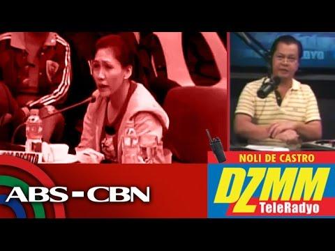 Senate to disclose Deguito's testimony 'at proper time'