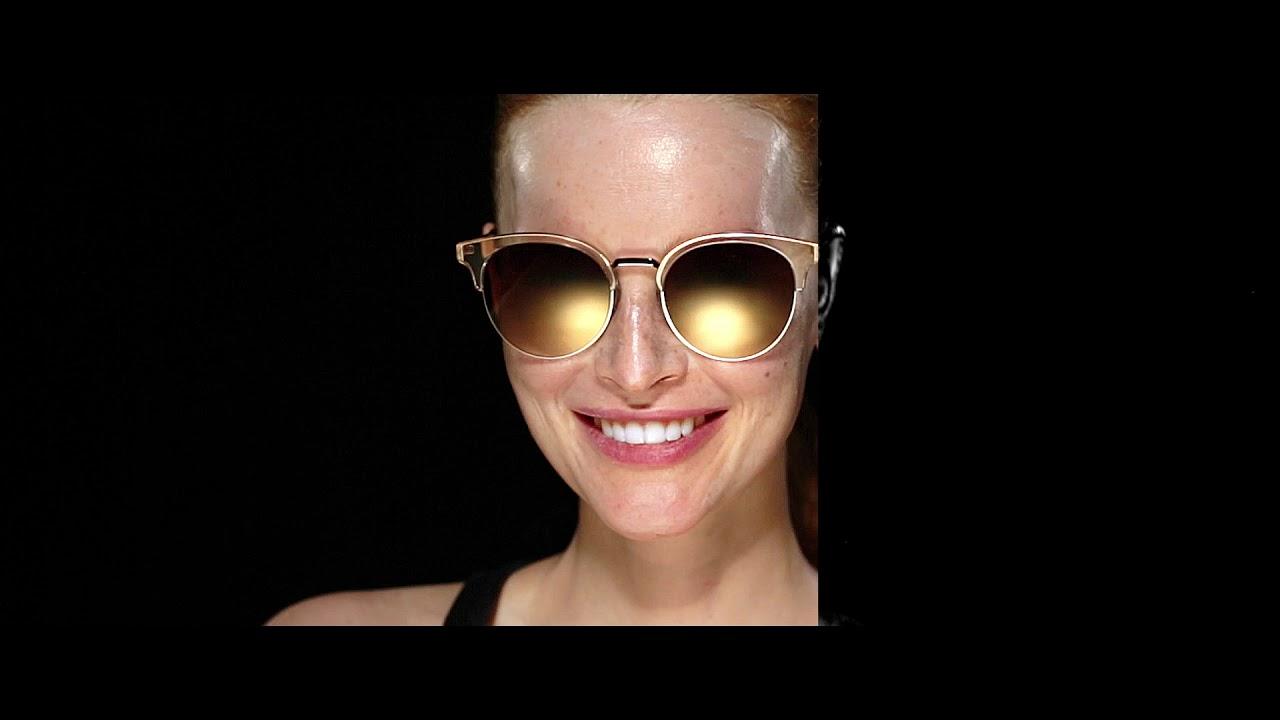 Vision Express reklamuje okulary przeciwsłoneczne