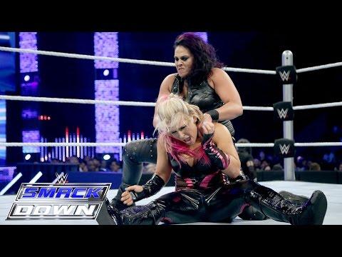 Natalya vs. Tamina: SmackDown, Nov. 5, 2015