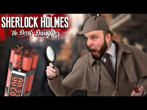 BLOW ME AWAY - Sherlock Holmes: The Devil's Daughter Gameplay